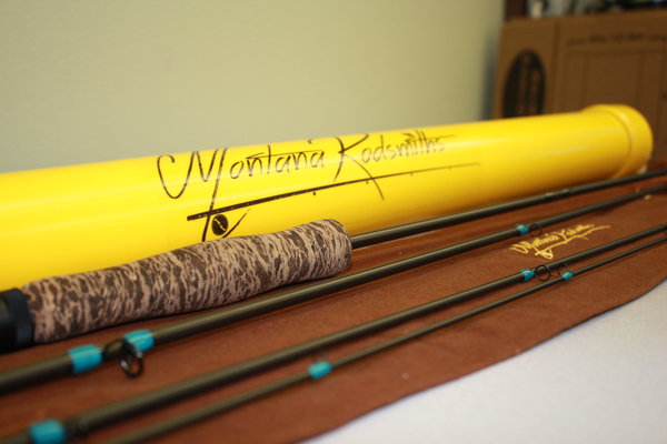 Montana Rodsmiths Custom Fly Rod